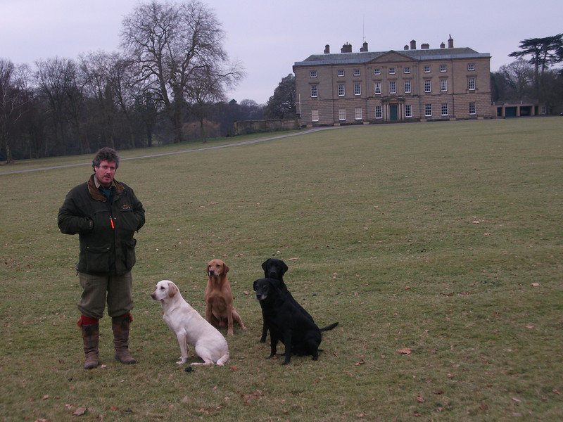 UK Shooting with Robin Watson [Archive] - DuckHill Kennels