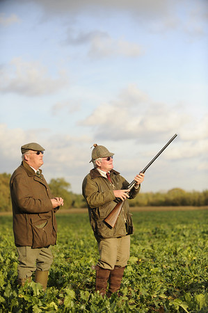 Edwardian Shooting Party [Archive] - DuckHill Kennels Forums